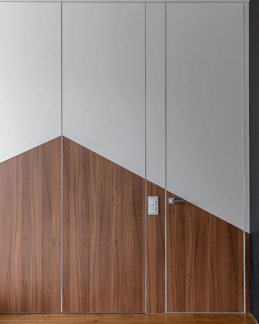 AI-architects: спокойная квартира в Филях || 02