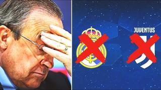 ЖЕСТЬ! УЕФА ИСКЛЮЧИТ РЕАЛ И ЮВЕНТУС ИЗ ЕВРОКУБКОВ?! Суровое наказание Пересу за СУПЕРЛИГУ!