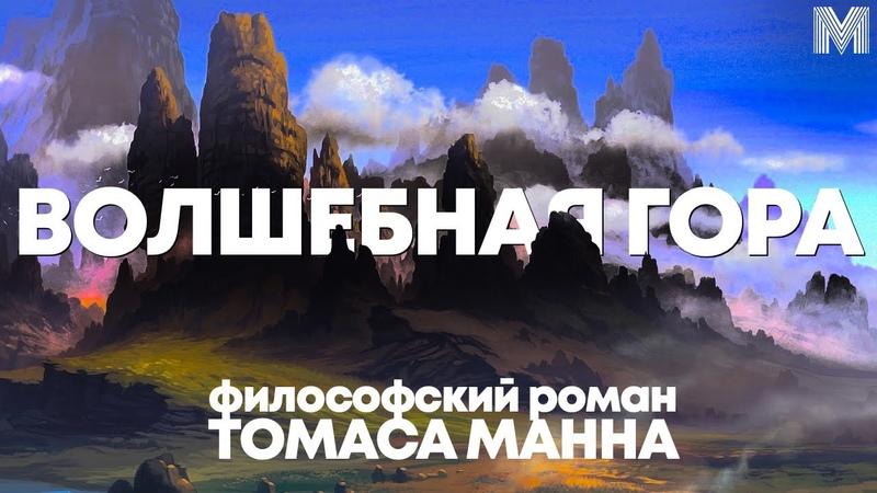 ВОЛШЕБНАЯ ГОРА ПСИХОЛОГИЧЕСКИЙ ПОРТРЕТ ПРЕДВОЕННОЙ ЕВРОПЫ Обзор романа Томаса Манна