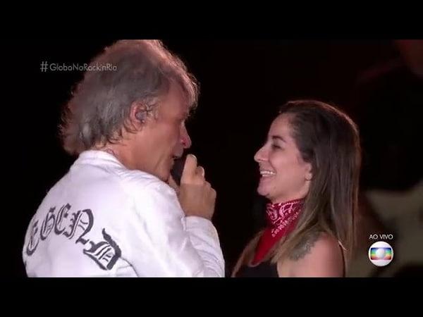 Bon Jovi no Rock in Rio 2019 Bed Of Roses completa