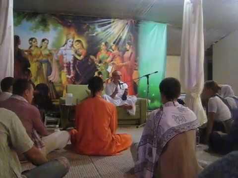 Настройка на джапу (молитва) от Аударья Дхама прабху (часть1)***(реализации О.Г.Торсунова)