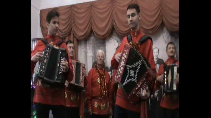 Михаил Паникаровский и Александр Федосеев Ламбада Музей Н И Белобородова 30 12 2018