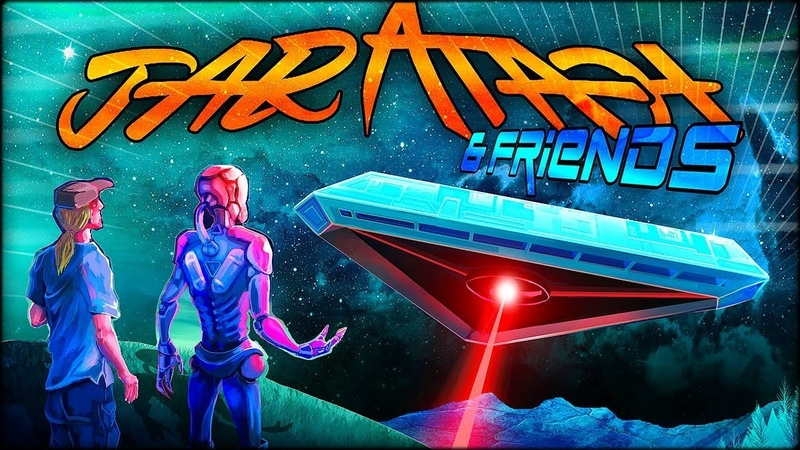 🔥👽 Hi-tech Psytrance Mix 🔊 Jaratah Friends 2019 ▱ Full Album 🎵.·๑🔥
