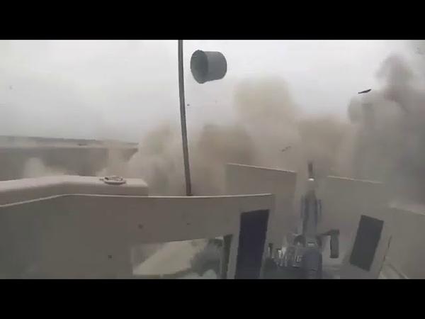 Turret Gunner Survives 60 Pound IED In Helmand