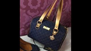 Bolsa bau - Tutorial how to make handbag