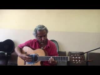Davy Jones Theme - Pirates of the Caribbean-guitar COVER-Garri Pat