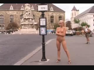 Sophie Moone Nude in Public