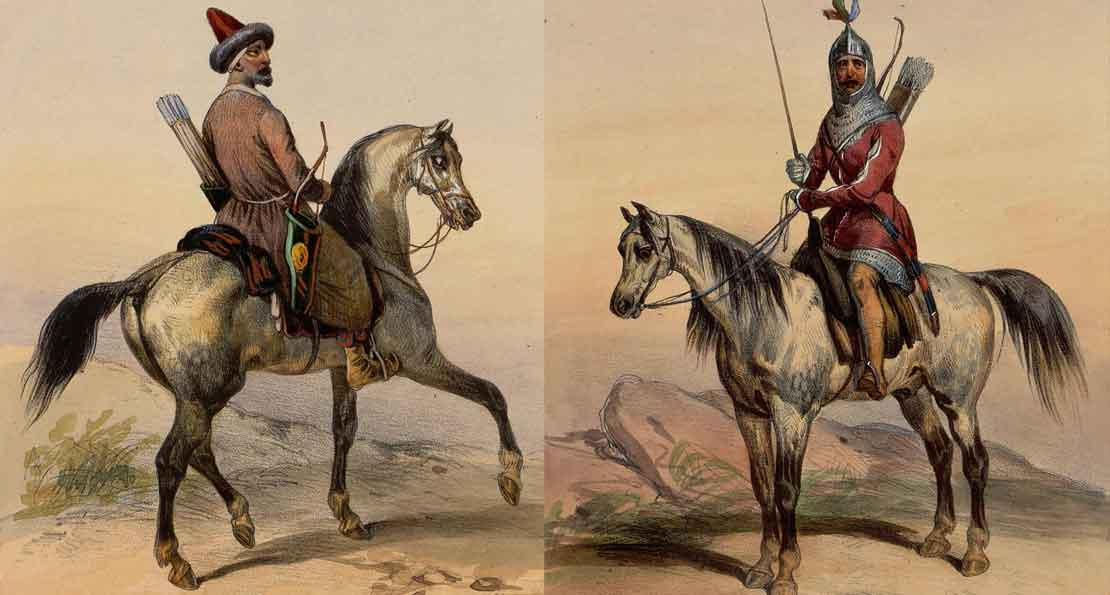 Ногайские татары