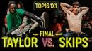 Taylor vs Skips Top16 1x1 FINAL @ Move Prove International 2018