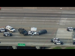 Shooting suspect dead after standoff with police in Fullerton