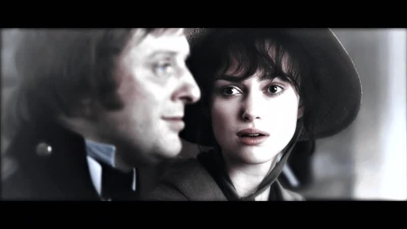 Mr. Darcy and Elizabeth - Cant help falling in love with you.