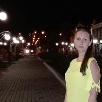 Фотография страницы Юлии Павленко ВКонтакте