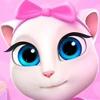 Игры для детей Анджела и Говорящий Кот Том