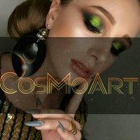 Фотография страницы Cosmo Artstudio ВКонтакте
