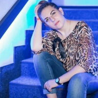 Фотография страницы Ярославы Маляровой ВКонтакте