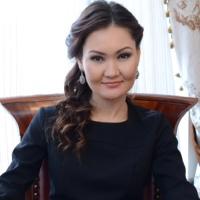 Фотография страницы Асели Елемесовой ВКонтакте