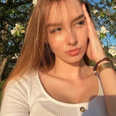 Karina Parkhoma, Санкт-Петербург