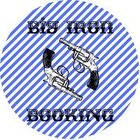 Логотип Big Iron Booking