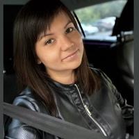 Анастасия Солёнова фото со страницы ВКонтакте