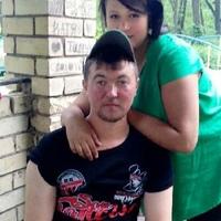 Фотография страницы Линара Газеева ВКонтакте