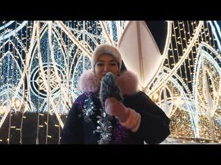 Как украшена Казань к новогодним праздникам Мнения казанцев  опрос от певицы Лэйны