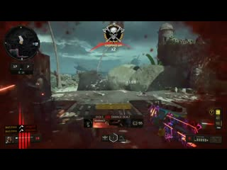 Some tomahawk clips from last week. Black Ops 4