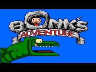 Bonk's Adventure (Приключения Бонка) (NES) Прохождение