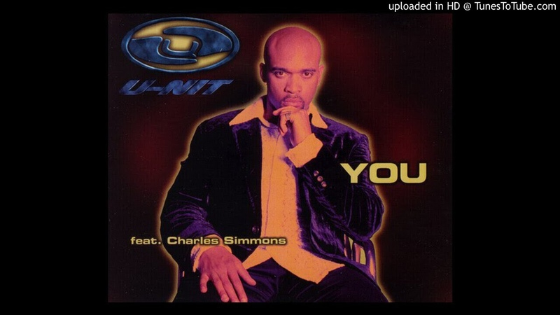 U-Nit feat. Charles Simmons - You (Extended Version) 1997 happy rave