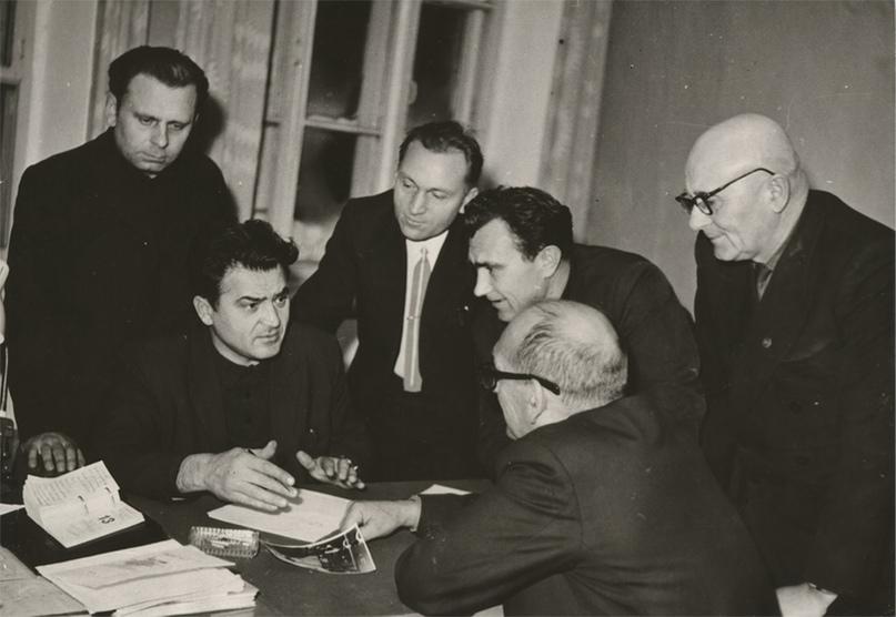 Обсуждение планов. 1965 год