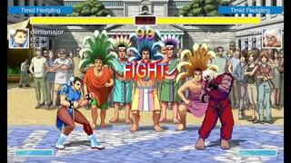 Ultra Street Fighter II для Nintendo Switch: обзор