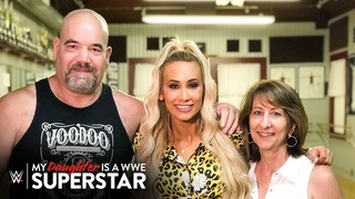 Carmella: My Daughter is a WWE Superstar