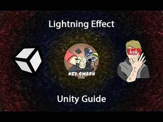 How to make BACKGROUND LIGHTNING and THUNDER in Unity   Unity Tutorial