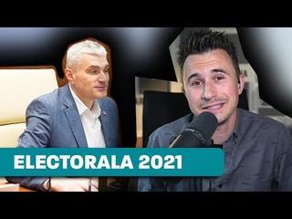 Electorala 2021: interviu cu Alexandr Slusari, Platforma DA