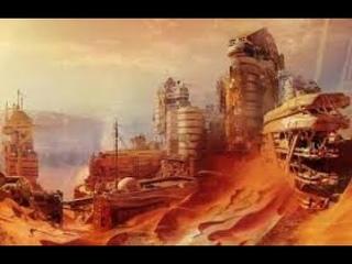 В 23-м веке 1-я межгалактическая  ойна заставит человечество расселиться по солнечной системе.МАРС