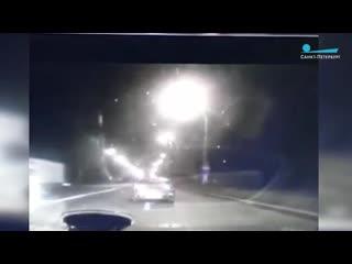 Погоня за таксистом Ситимобила