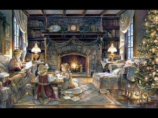 Щелкунчик  Читает А Фрейндлих  -- Сказка у камина.