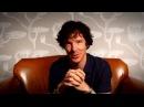 Бенедикт Камбербэтч рассказывает как выжил Шерлок Холмс.
