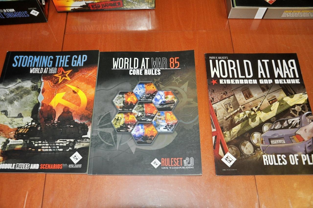 World at War 85 — сравнение со старым изданием, изображение №3