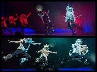 Отчетный концерт национального ансамбля АНГАРА. 17 мая 2014 г.