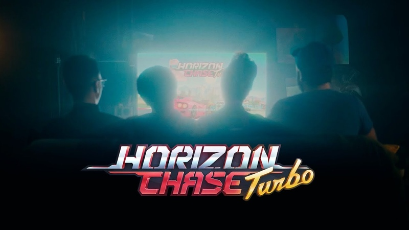 Horizon Chase Turbo - Launch Trailer - Couch Multiplayer is Back