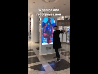 Человек-Паук: Возвращение Домой | Том Холланд