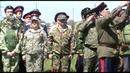 Смотр казачьих подразделений ВВД в честь Праздника Св. Георгия Победоносца и Дня Победы