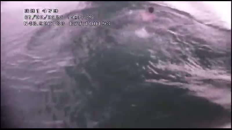 Көпірден секірген қыздың қалай құтқарылғандығы жайлы видео жарияланды Алматы облысы