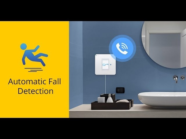 Walabot HOME Automatic Fall Detection Device