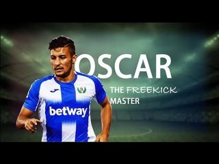 Óscar Rodríguez - The Free Kick MAGICIAN - Skills and GOALS