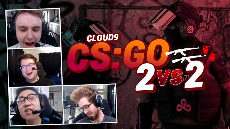 Which CSGO Pro Duo is BETTER at 2v2s! | C9 CSGO In-house 2v2s Part 1
