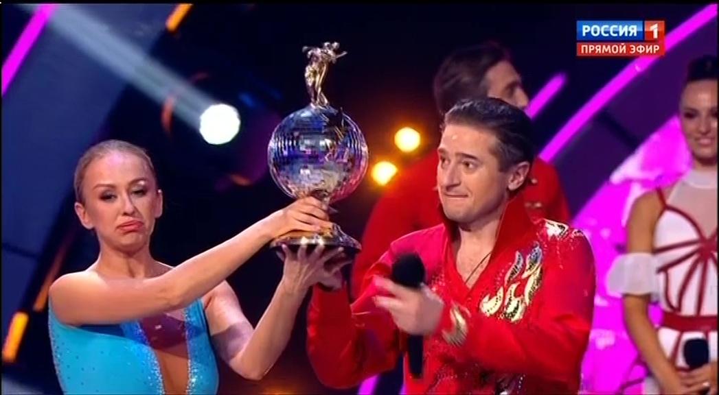 Иван Стебунов и Инна Свечникова победители шоу Танцы со звёздами 2020