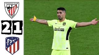 Athletic Club vs Atletico Madrid 2-1 All Gоals & Extеndеd Hіghlіghts - 2021 HD
