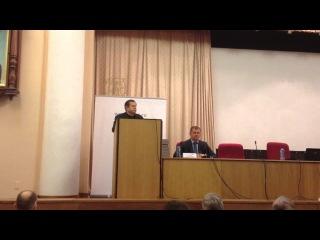 Выступление Сергея Глазьева
