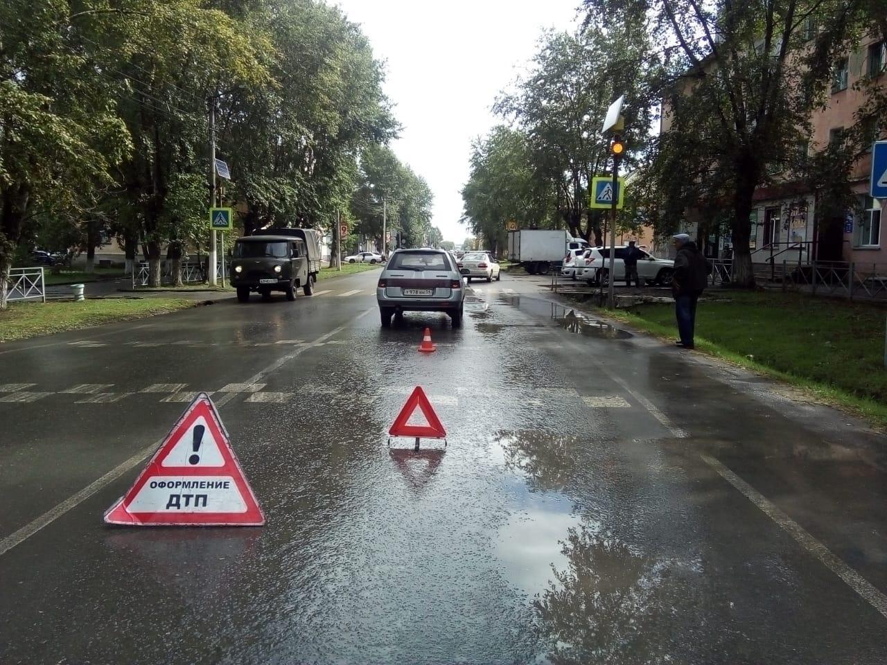 9 ДТП произошло в Куйбышевском районе с 11 по 17 августа, ?